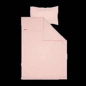 Little Dutch Dekbedovertrek Ledikant Wild Flowers Pink 100 x 140 cm
