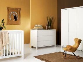Quax Doorgroei Babykamer Stripes White