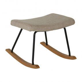 Quax Hocker Voor De Luxe Schommelstoel Clay