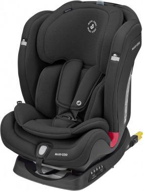 Maxi Cosi Autostoel Titan Plus Authentic Black