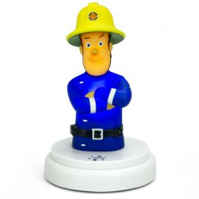 Alecto Nachtlampje Brandweerman Sam