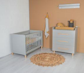 Babykamer Kopenhagen 2-delig