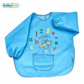 BabyJem Schilderschort Blauw