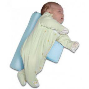 Baby Zijslaap Kussen 014 Blauw
