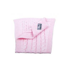 Baby's Only Spuugdoek Kabel Baby Roze