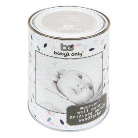 Baby's Only Muurverf Zilvergrijs 1 Liter