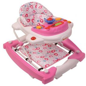 Loopstoel Baninni Candy Pink