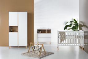 Quax Doorgroei Babykamer Loft White
