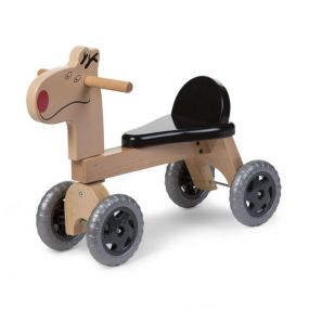 Childhome Loopfiets Hout Hert