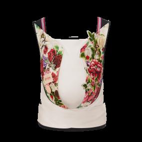 Cybex Voetenzak Platinum Spring Blossom Light Beige