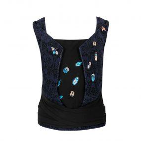 Cybex Draagzak Yema Tie Jewels Of Nature Dark Blue
