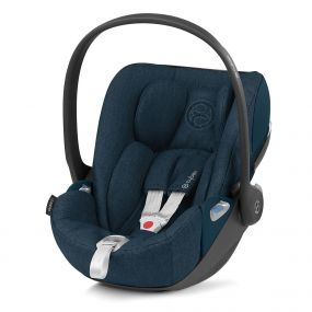 Cybex Autostoel Cloud Z I-Size Plus Mountain Blue - Turquoise