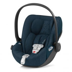 Cybex Autostoel Cloud Z I-Size Plus Sensorsafe Mountain Blue - Turquoise