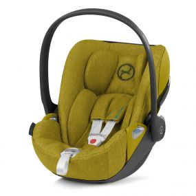 Cybex Autostoel Cloud Z I-Size Plus Mustard Yellow