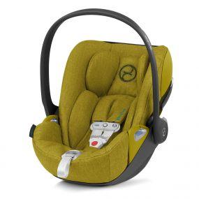 Cybex Autostoel Cloud Z I-Size Plus Sensorsafe Mustard Yellow