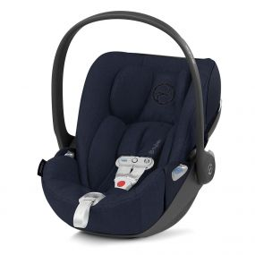 Cybex Autostoel Cloud Z I-Size Plus Sensorsafe Nautical Blue - Navy Blue