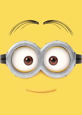 Minions Vloerkleed Gogglehead