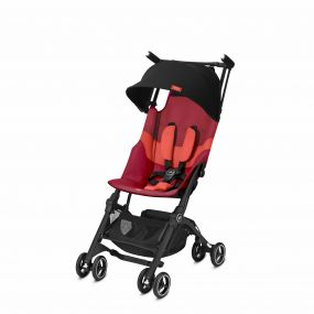 Goodbaby Buggy Pockit+ All-Terrain Rose Red