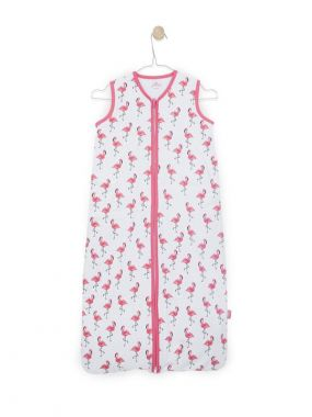 Jollein Slaapzak Zomer Flamingo 70 cm