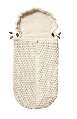 Joolz Essentials Babynest Off White