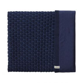 Joolz Deken Essentials Honeycomb Blue