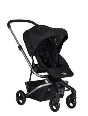 Easywalker Kinderwagen Mini Oxford Black
