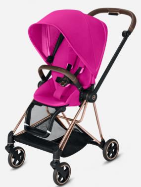 Cybex Kinderwagen Mios Pack Fancy Pink