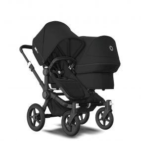 Bugaboo Duo Kinderwagen Donkey3 Black