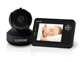 Babyfoon Luvion Essential Limited Black Edition met Camera