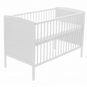 Cabino Baby Bed Dicht Wit