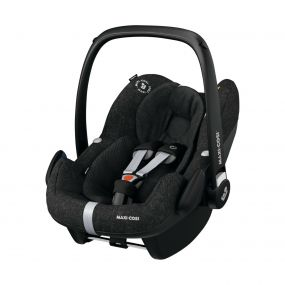 Maxi-Cosi Autostoel Pebble Pro Nomad Black