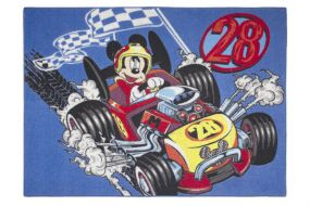 Mickey Mouse Vloerkleed Racing