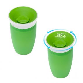 Munchkin Miracle Sippy Cup 360° Beker Groen