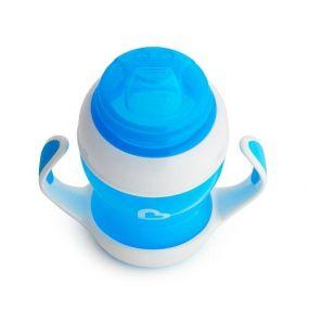 Munchkin Drinkbeker Gentle Transition Cup Blauw