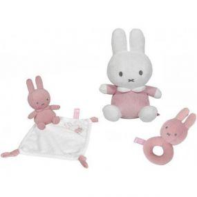 Tiamo Nijntje Giftset Pink Baby Rib