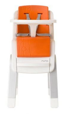 Kinderstoel Nuna Zaaz Oranje
