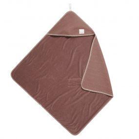 Koeka Omslagdoek Riga Cacao Organic Cotton