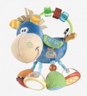 Playgro Activity Rattle Clip Clop