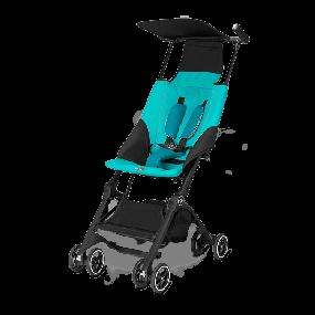 Cybex GB Gold Pockit Stroller Capri Blue