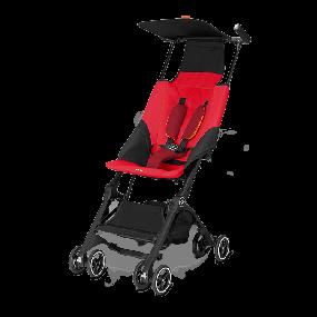 Goodbaby Gold Pockit Stroller Dragon Red