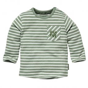 Quapi Longsleeve Zahi Dusty Green