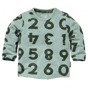 Quapi Longsleeve Zaki Dusty Green