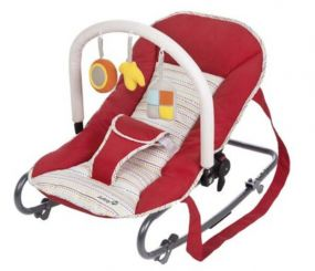 Safety 1st Wipstoel Koala Red Lines