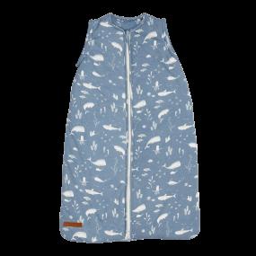 Little Dutch Zomer Slaapzak Ocean Blue 70 cm
