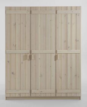Thijs 3-deurskast