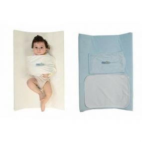 Waskussen Babyjem Met Babysluiting Blauw