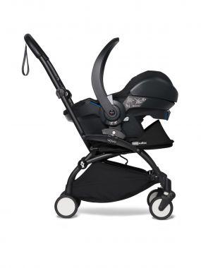 Babyzen Kinderwagen Yoyo² 3in1 Black White