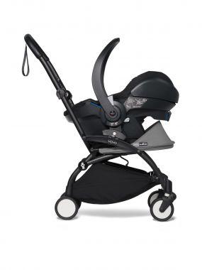 Babyzen Kinderwagen Yoyo² 3in1 Grey Black