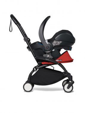 Babyzen Kinderwagen Yoyo² 3in1 Red Black