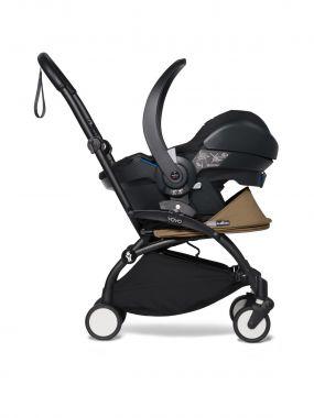 Babyzen Kinderwagen Yoyo² 3in1 Toffee Black